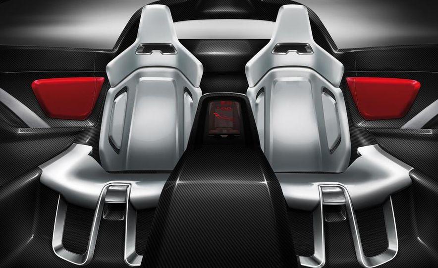 Aston Martin CC100 Speedster concept - Slide 63