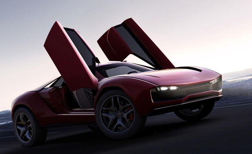 Aston Martin CC100 Speedster concept - Slide 58