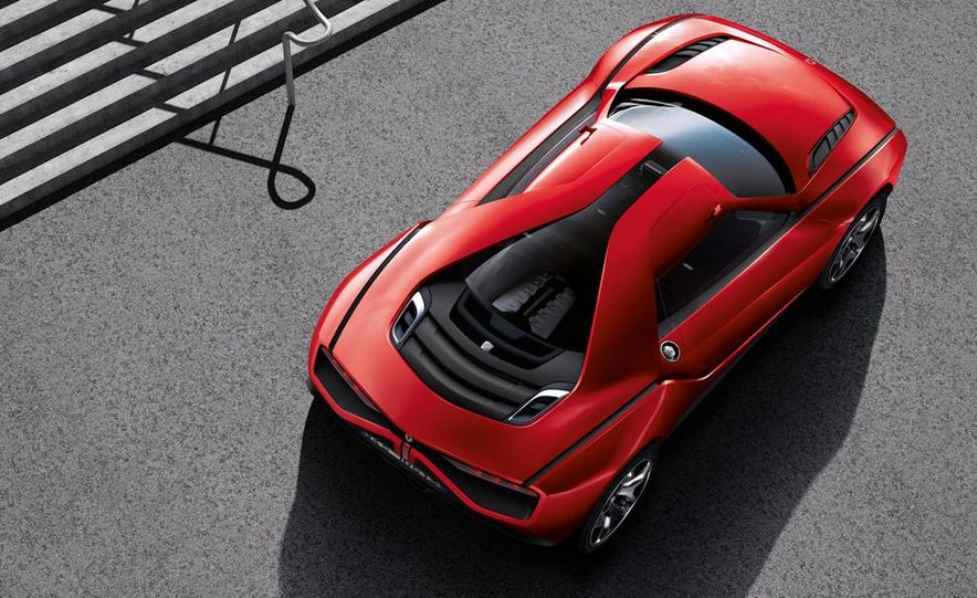 Aston Martin CC100 Speedster concept - Slide 59