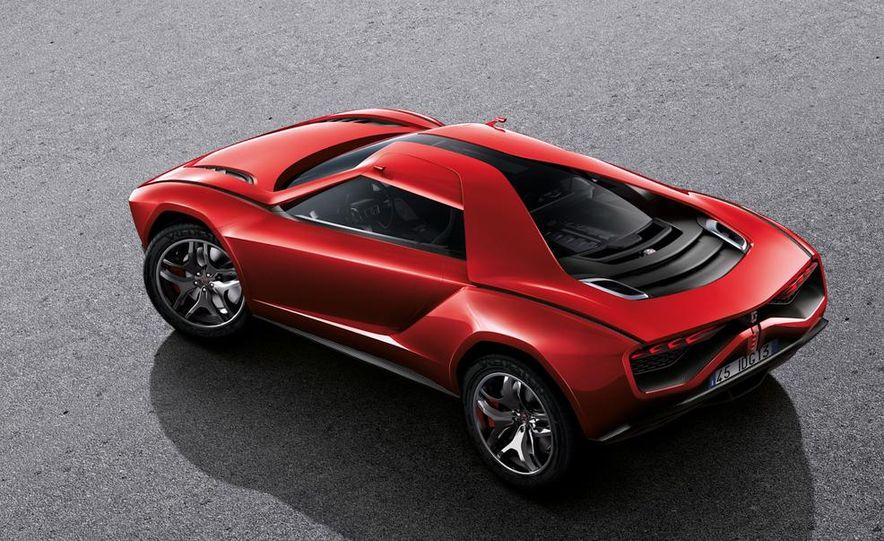 Aston Martin CC100 Speedster concept - Slide 60