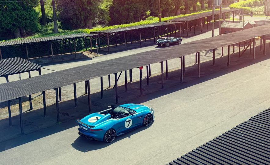 Aston Martin CC100 Speedster concept - Slide 70