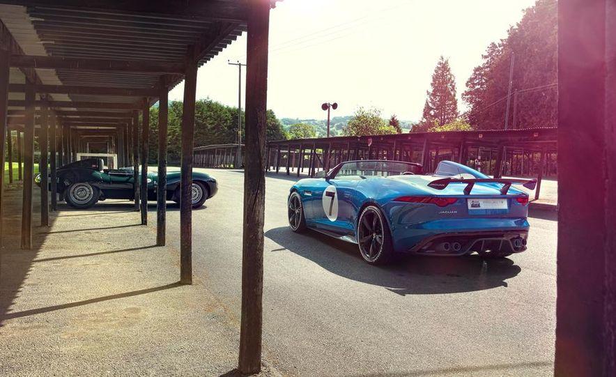 Aston Martin CC100 Speedster concept - Slide 73