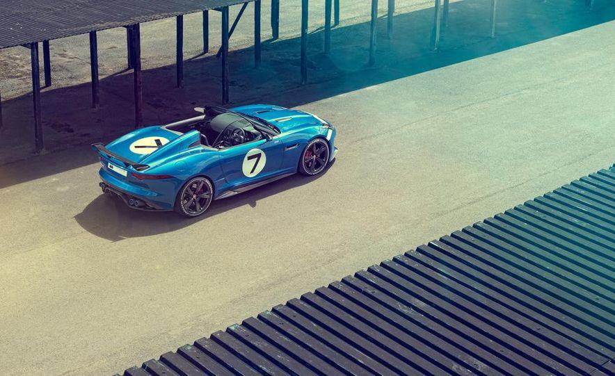 Aston Martin CC100 Speedster concept - Slide 74