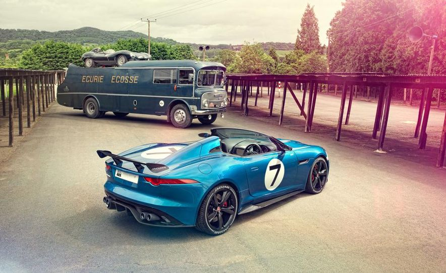 Aston Martin CC100 Speedster concept - Slide 75