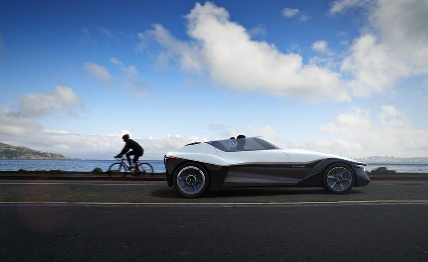 Aston Martin CC100 Speedster concept - Slide 107