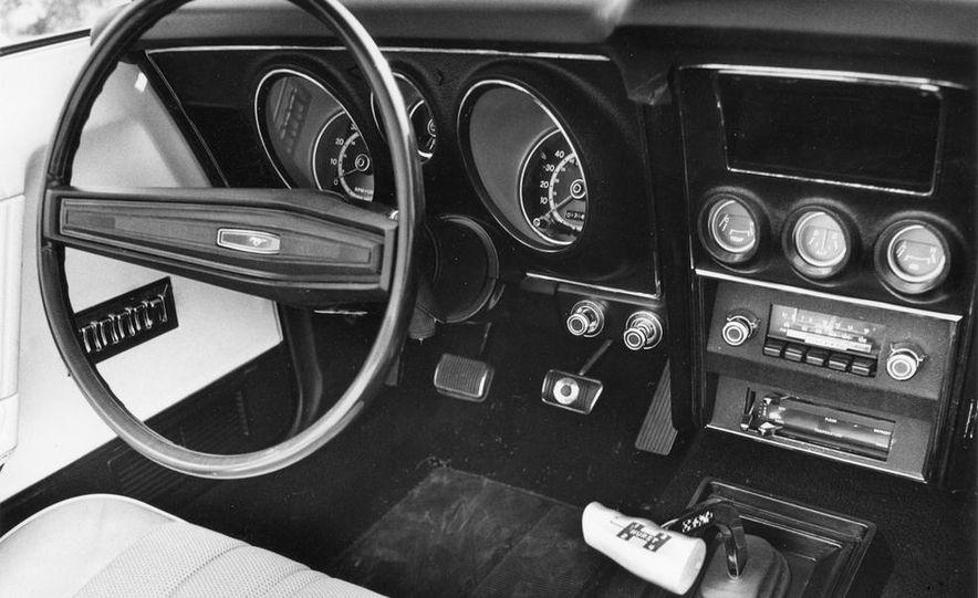 1971 Ford Mustang Boss 351 - Slide 5