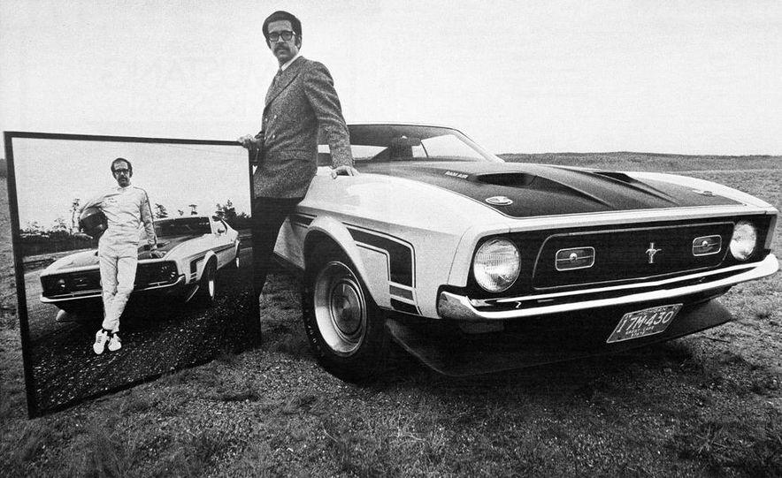 1971 Ford Mustang Boss 351 - Slide 3