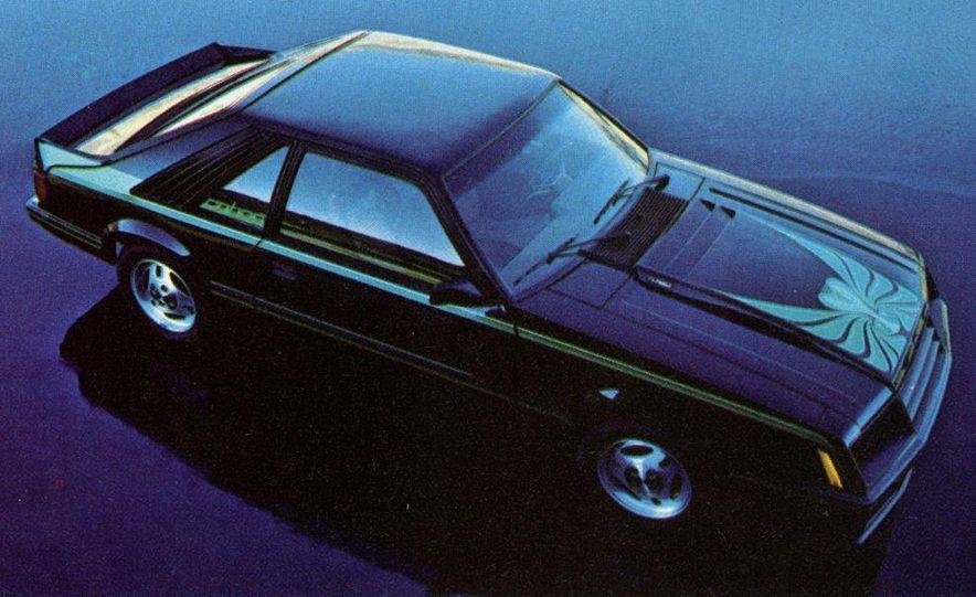 1980 Ford Mustang Cobra - Slide 2