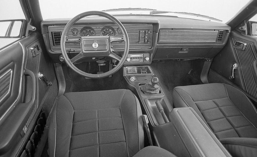 1982 Ford Mustang 5-Speed - Slide 10