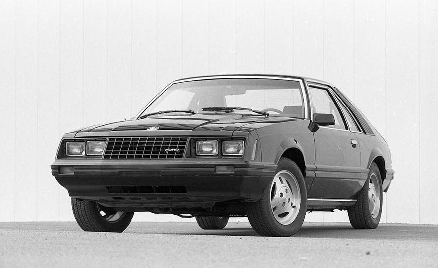 1982 Ford Mustang 5-Speed - Slide 1