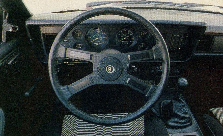 1982 Porsche 928, Chevrolet Camaro Z28, Pontiac Firebird Trans Am, Ford Mustang GT - Slide 9