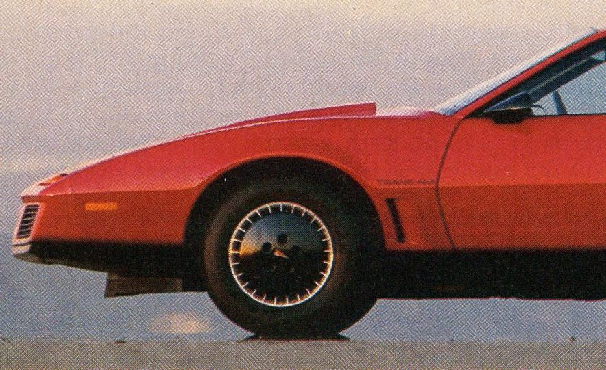 1982 Porsche 928, Chevrolet Camaro Z28, Pontiac Firebird Trans Am, Ford Mustang GT - Slide 11