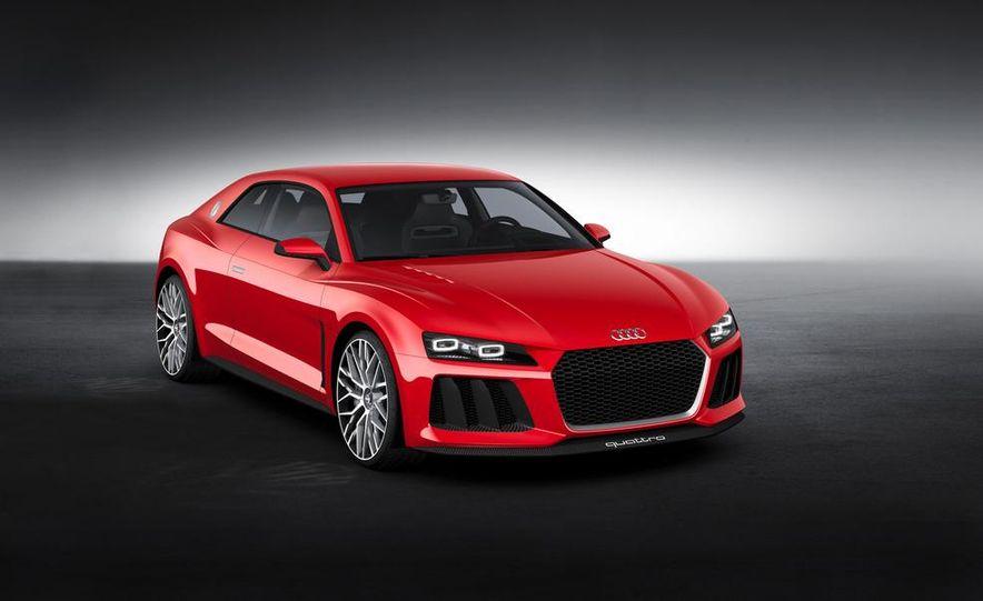 Audi Sport Quattro concept - Slide 1