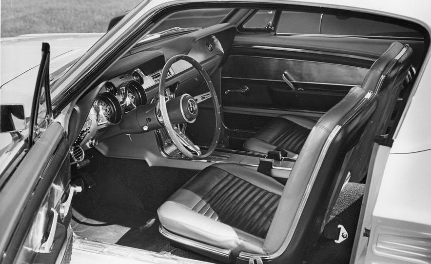 1967 Ford Mustang GT Automatic - Slide 7