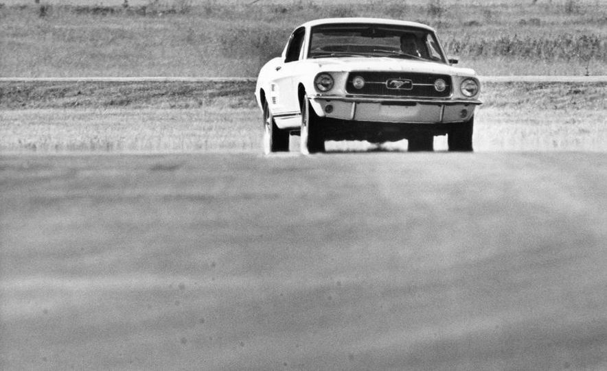 1967 ford mustang gt automatic slide 1