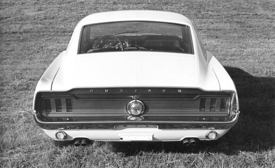 1967 Ford Mustang GT Automatic - Slide 6