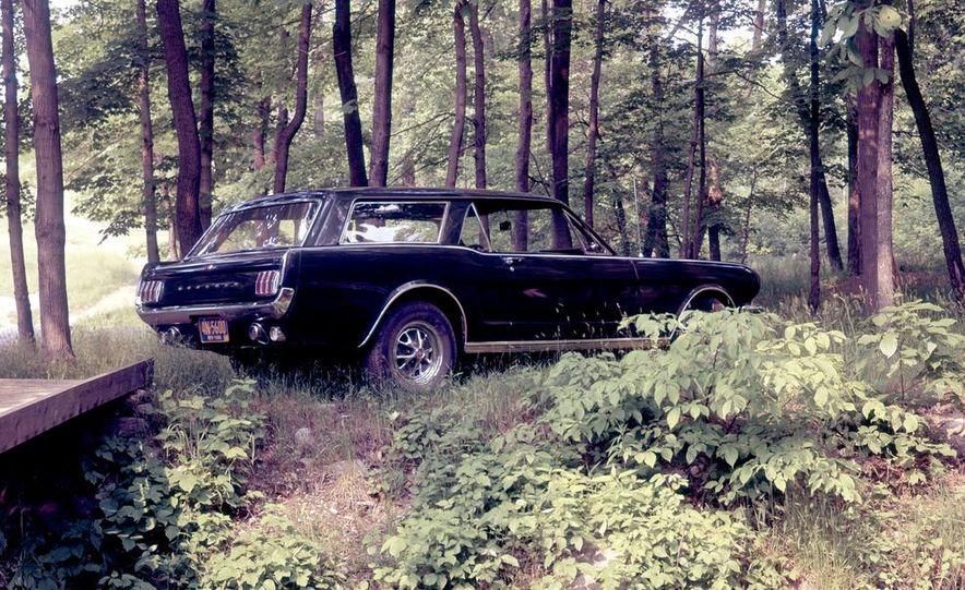 Ford Mustang Wagon - Slide 6