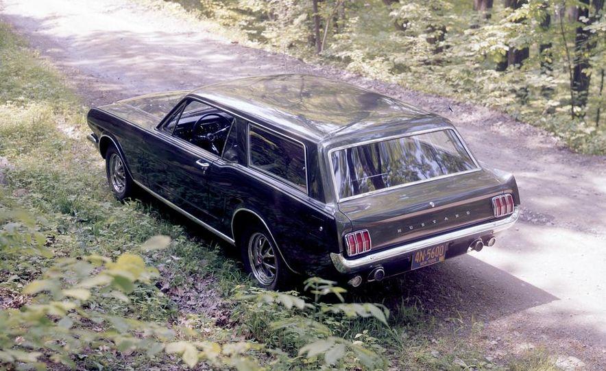 Ford Mustang Wagon - Slide 7