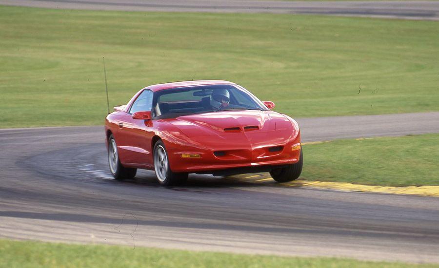 Pontiac Firebird Formula WS6
