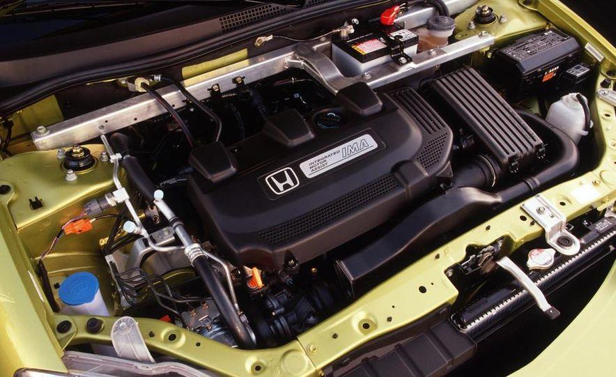 2000 Honda Insight - Slide 8