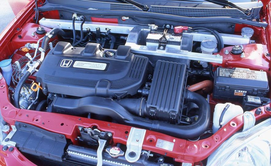 2000 Honda Insight - Slide 14