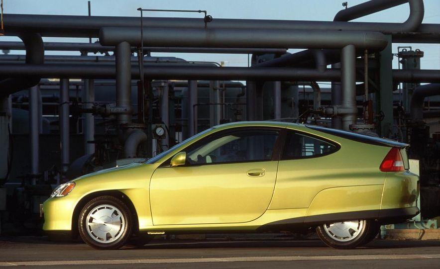 2000 Honda Insight - Slide 1