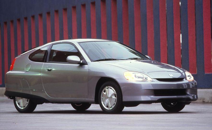 2000 Honda Insight - Slide 9