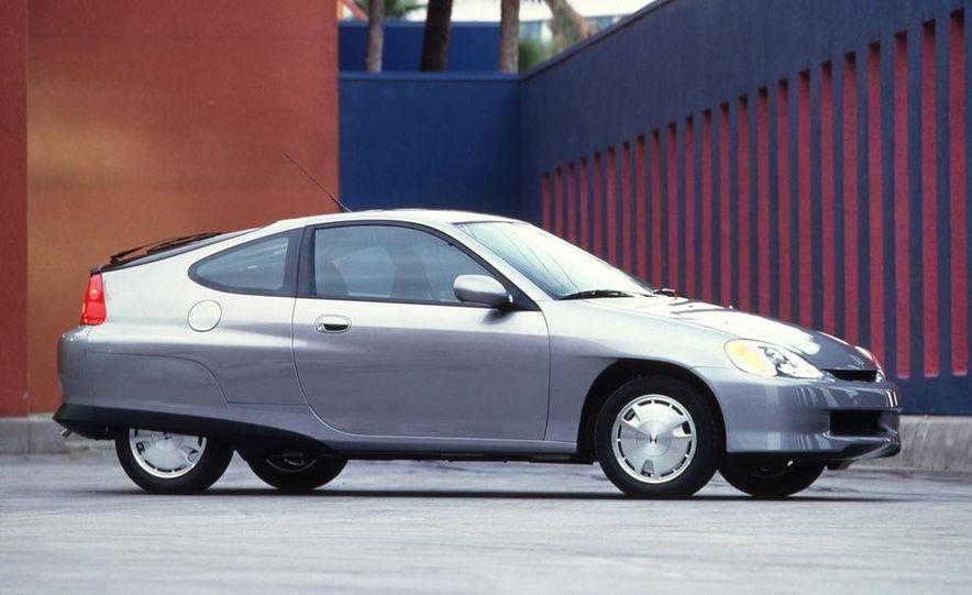 2000 Honda Insight - Slide 10