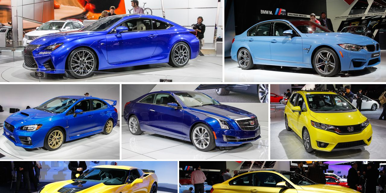2014 Detroit Auto Show: 7 Cars We (and You) Can't Wait to Drive