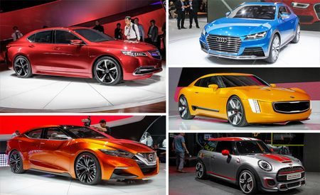 2014 Detroit Auto Show: 5 Concept Cars You'll Be Driving in 5 Years