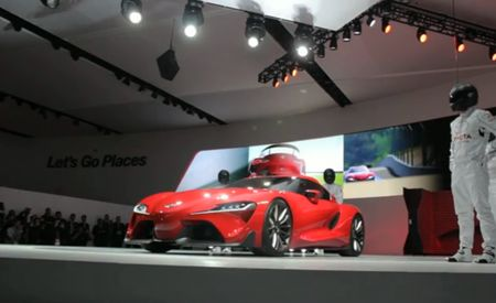 Toyota FT-1 Concept: How and Why Toyota Designed a Rolling Slice of Awesome