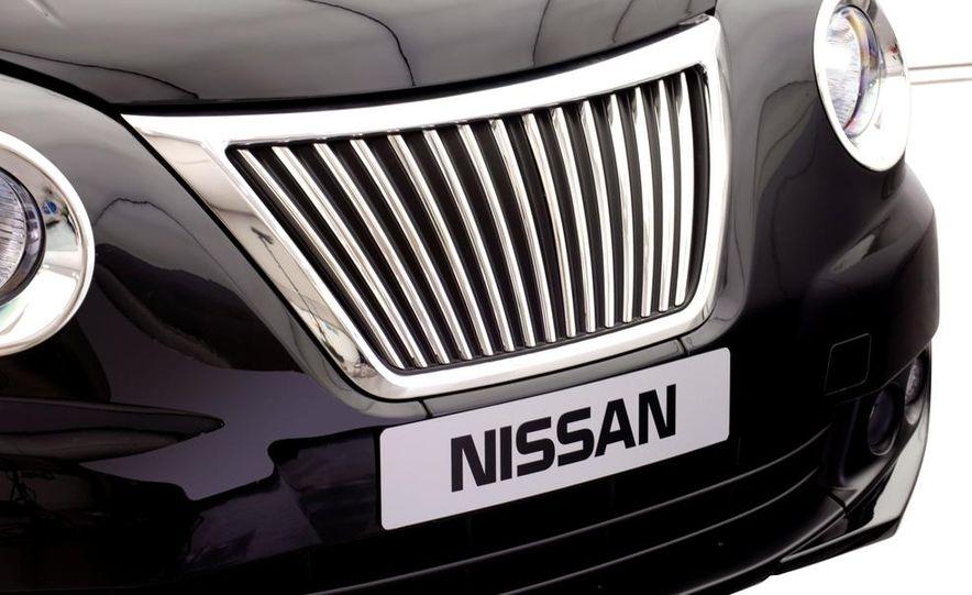 Nissan NV200 1.6L taxi for London - Slide 3