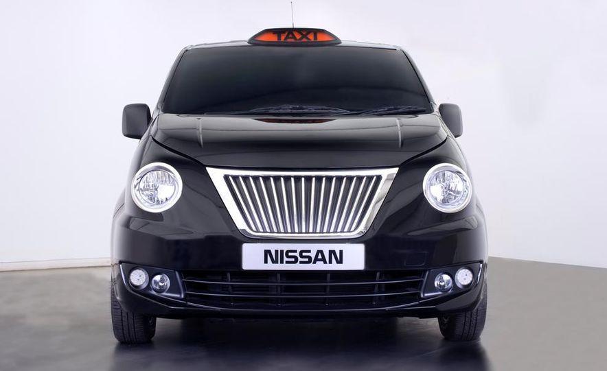Nissan NV200 1.6L taxi for London - Slide 2