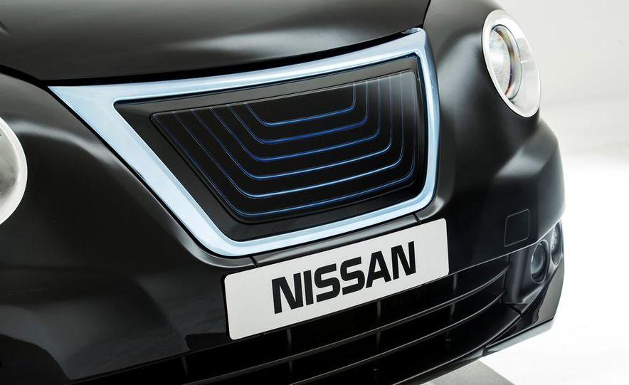 Nissan NV200 1.6L taxi for London - Slide 9