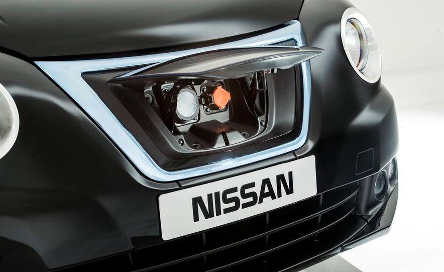 Nissan NV200 1.6L taxi for London - Slide 10