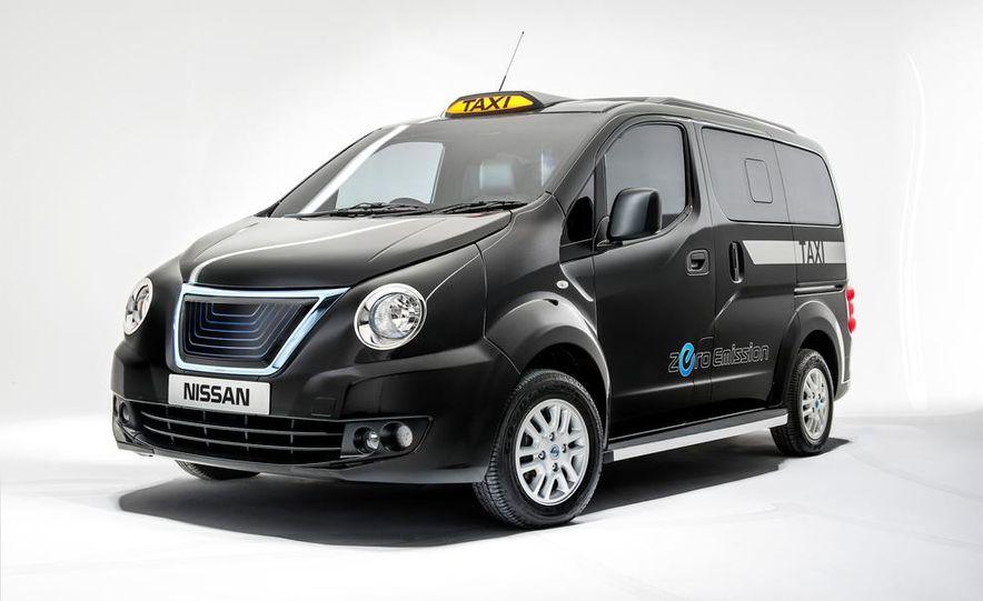 Nissan NV200 1.6L taxi for London - Slide 7