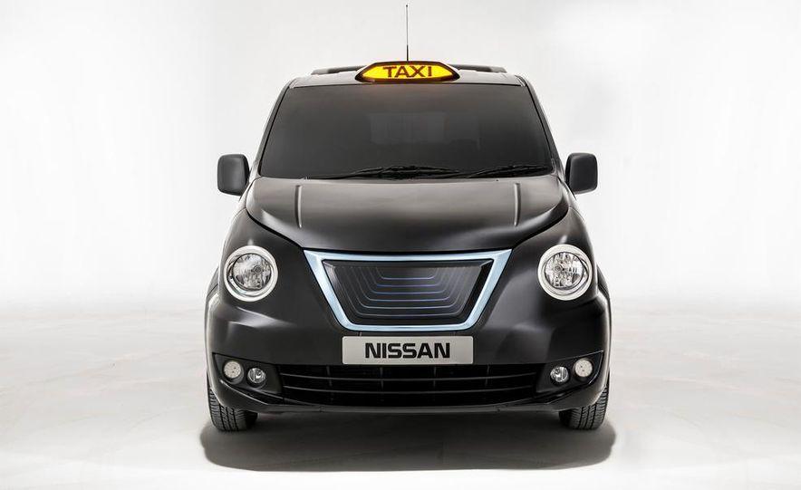 Nissan NV200 1.6L taxi for London - Slide 8