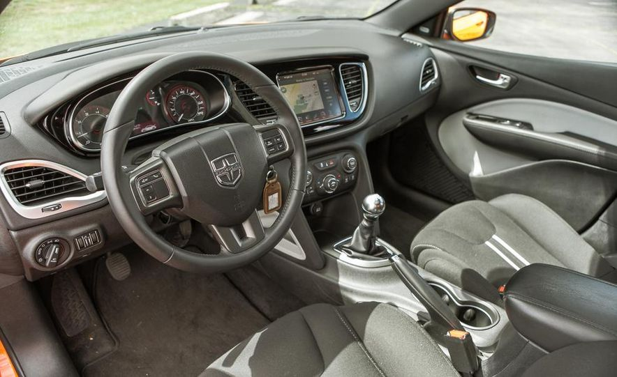 2014 Dodge Dart Blacktop - Slide 30