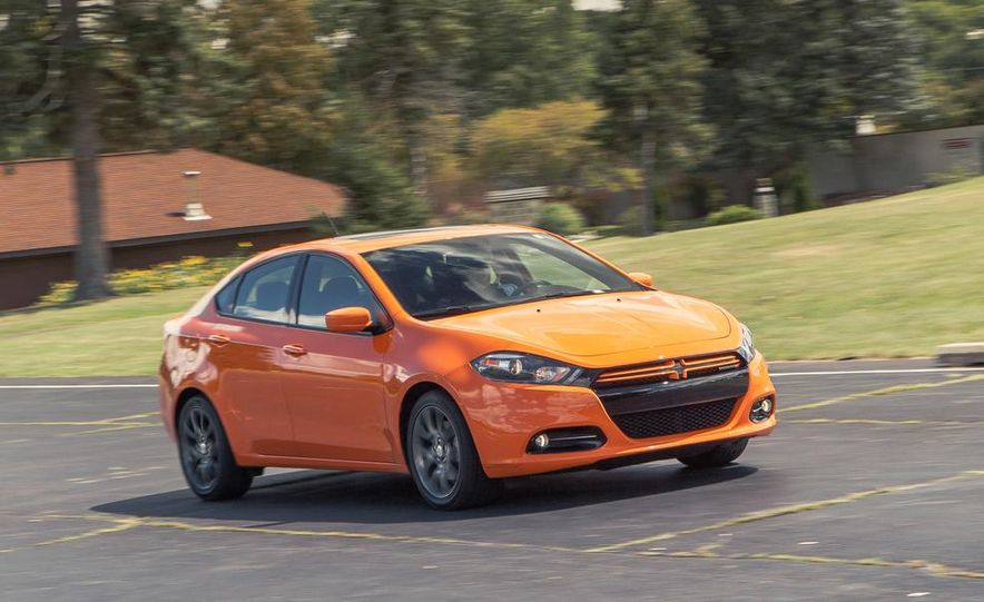 2014 Dodge Dart Blacktop - Slide 18