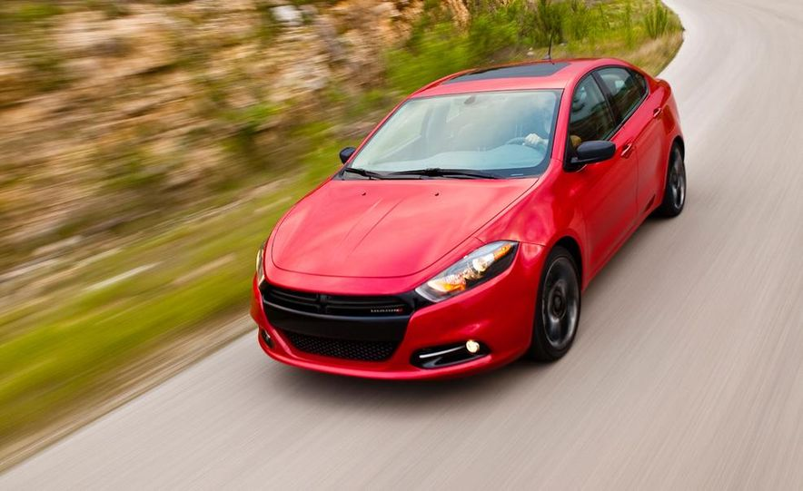 2014 Dodge Dart Blacktop - Slide 13