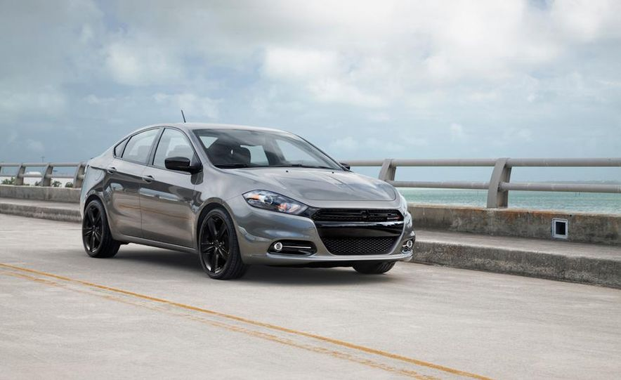 2014 Dodge Dart Blacktop - Slide 15