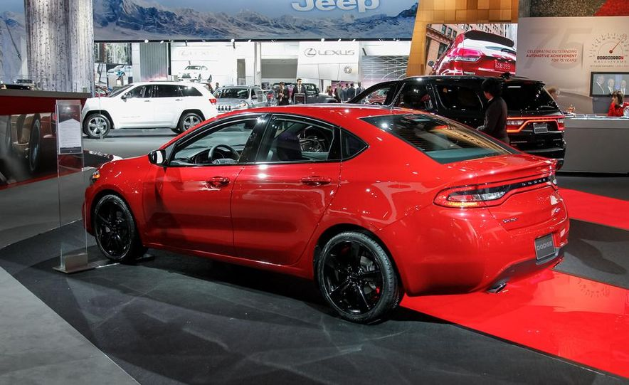 2014 Dodge Dart Blacktop - Slide 5