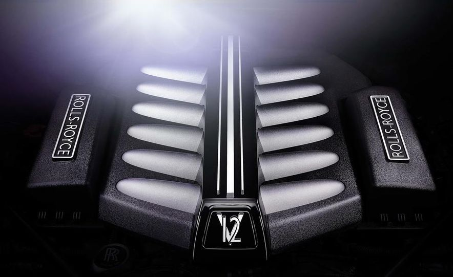Rolls-Royce Ghost V-Specification - Slide 9