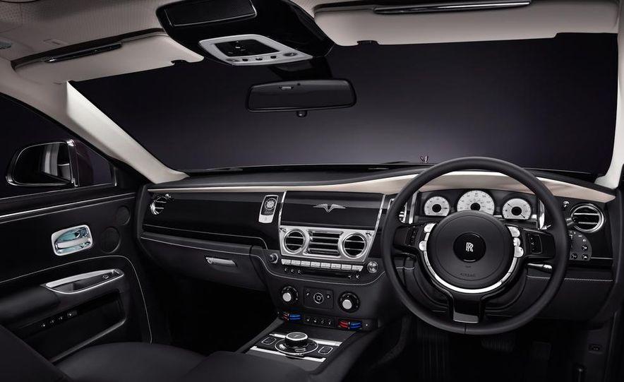 Rolls-Royce Ghost V-Specification - Slide 7