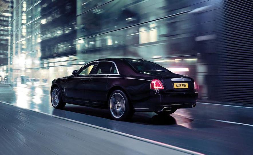 Rolls-Royce Ghost V-Specification - Slide 2