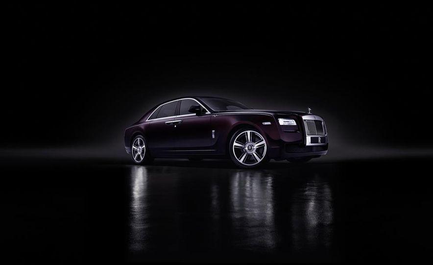 Rolls-Royce Ghost V-Specification - Slide 5