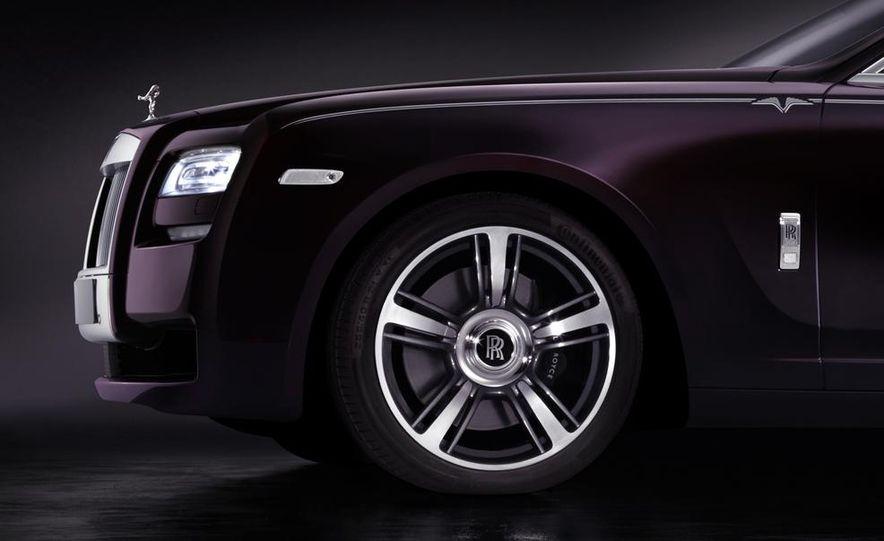 Rolls-Royce Ghost V-Specification - Slide 6