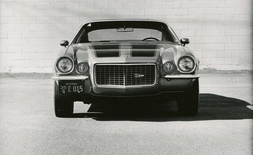 1970 Chevrolet Camaro Z/28 - Slide 1