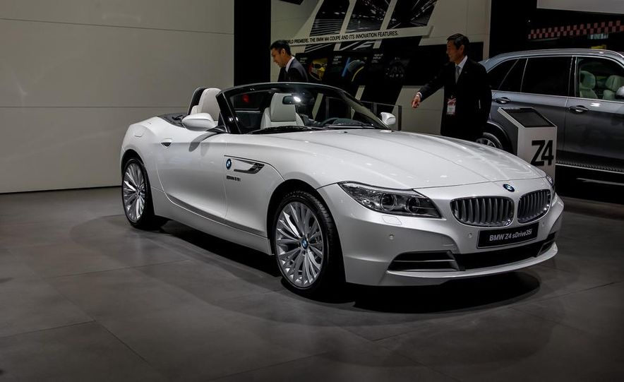 2014 BMW Z4 sDrive35i Pure Fusion Design - Slide 1