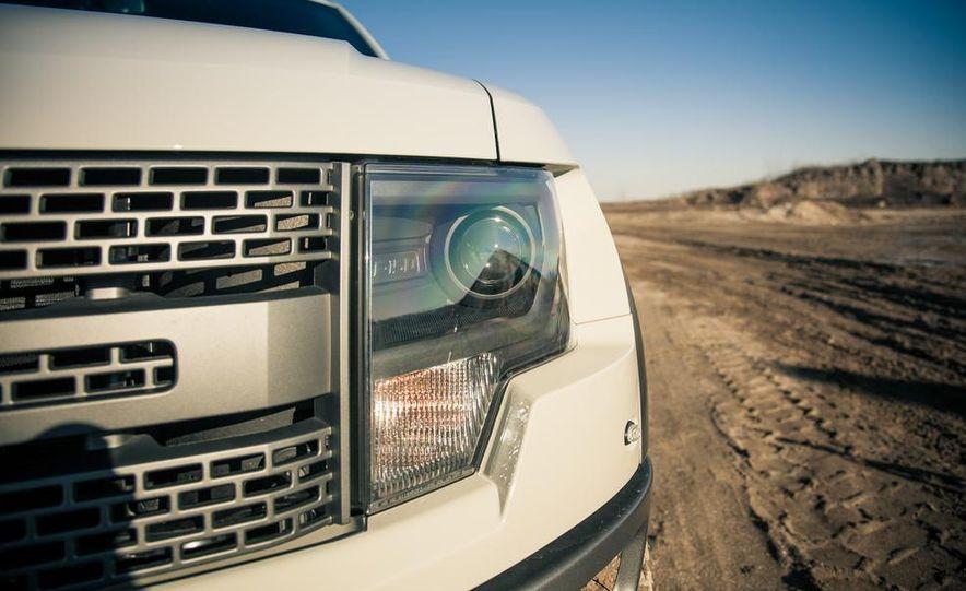 2013 Ford F-150 SVT Raptor SuperCab - Slide 43